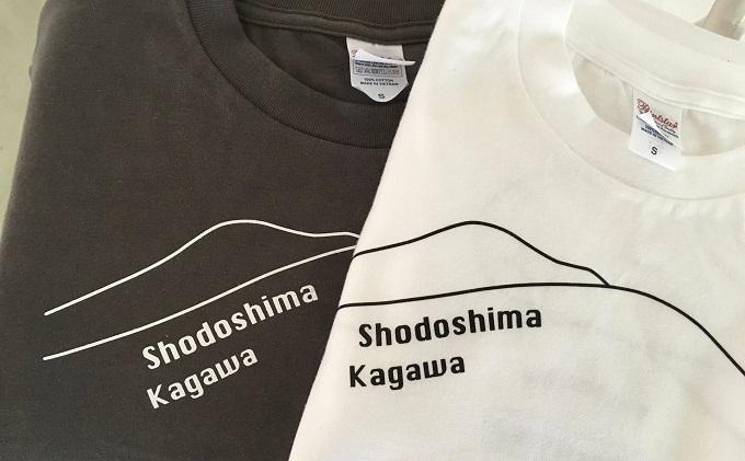 小豆島とのしょう観光協会オリジナルTシャツ(チャコール)