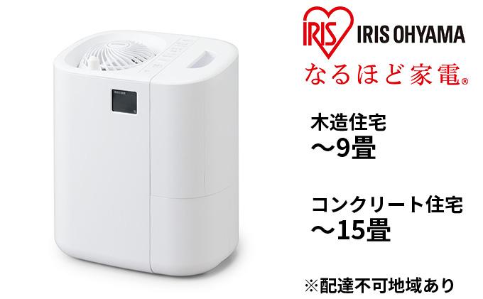 サーキュレーター加湿器 HCK-5520-W ホワイト