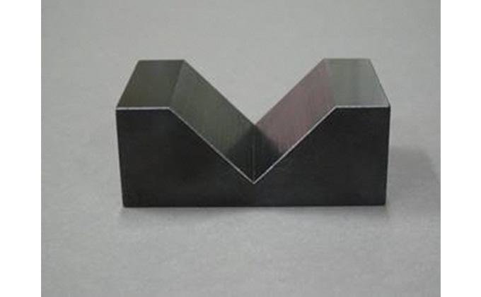 ホビー用 スチール製Vブロック