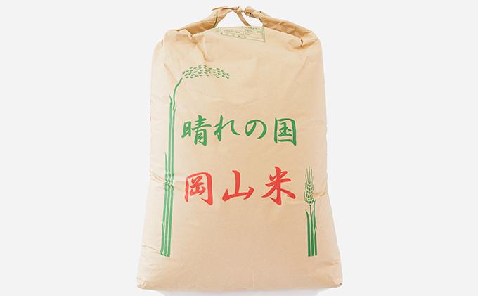 【新米】岡山県奨励品種「ヒノヒカリ」玄米30kg(精米用)