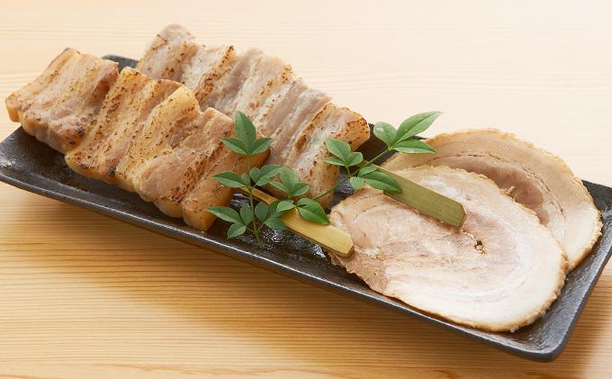 市原タパスの豚旨味噌焼&塩麹焼+柔らかチャーシュー