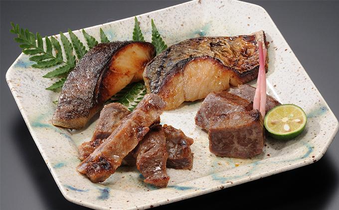 近江牛の味噌漬6品詰合せ