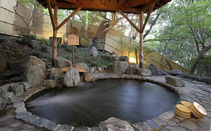 「日本旅館福寿山魚捨」ペア温泉付一泊二食付プラン