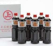 【安藤醸造】 そばつゆ 1L×6本
