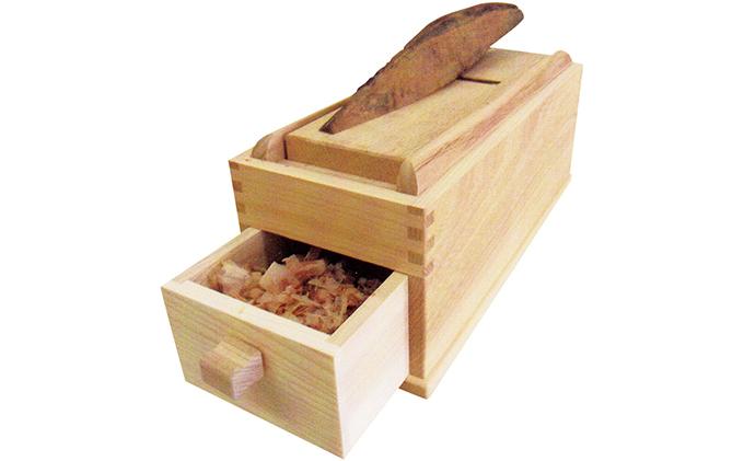〈タケモト〉特製 かつお節削り器「フワット」