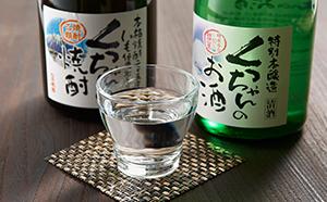 くっちゃんのお酒と焼酎720ml×2本セット