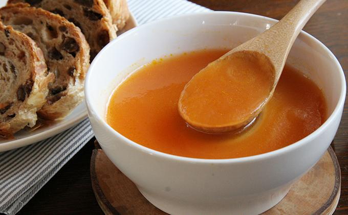 雪の下育ちのくっちゃんにんじんスープ8個