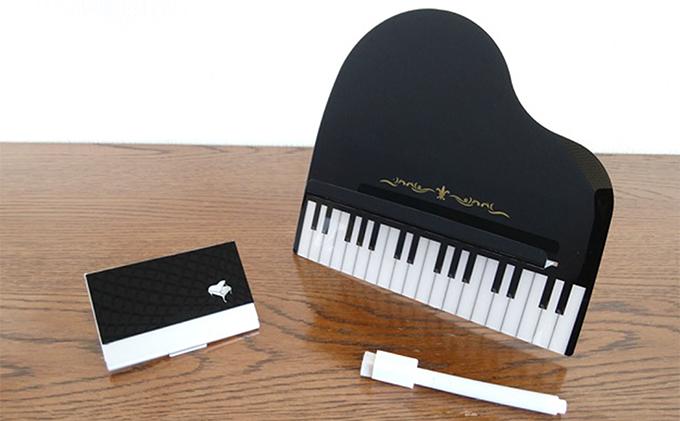静岡県浜松市のふるさと納税 カッコいいピアノ雑貨