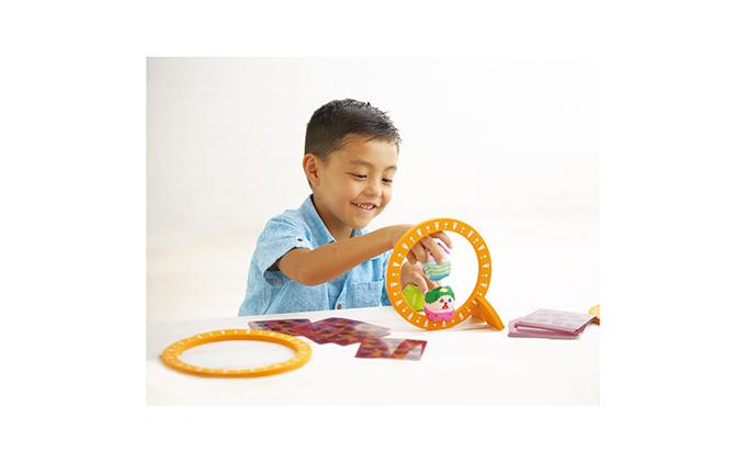 知育玩具 ファミリーおてだまサーカス