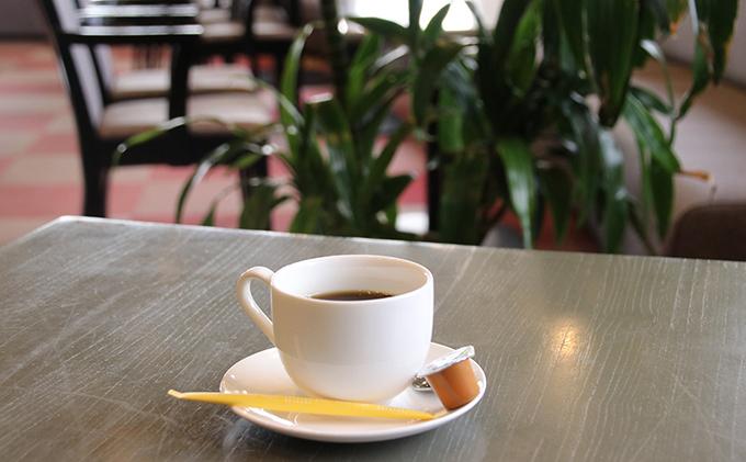 コーヒー年間パスポート