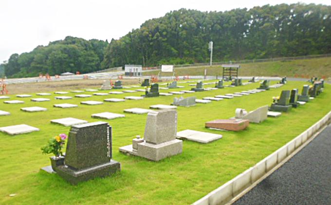 袋井市夢の丘墓園清掃サービス