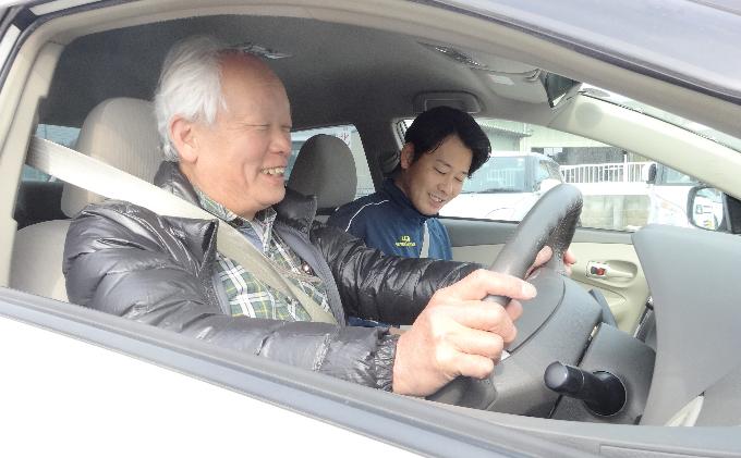 高齢ドライバーブラッシュアップ講習 2時限コース(1名分)