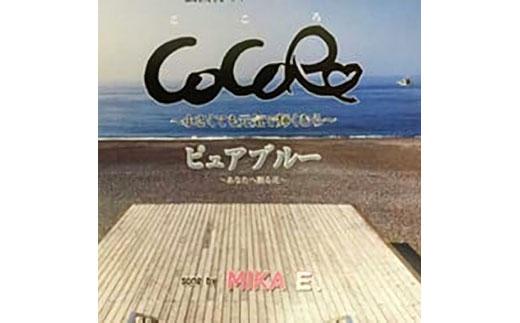 芸西村イメージソング「CoCoRo(こころ)」CD song by MIKA E. (江口美香)