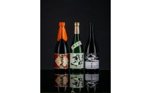 高知県東部 大吟醸セット<田野町、安芸市共通返礼品>