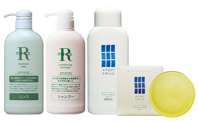 ライスパワーエキス配合  乾燥肌に最適   お風呂周り商品