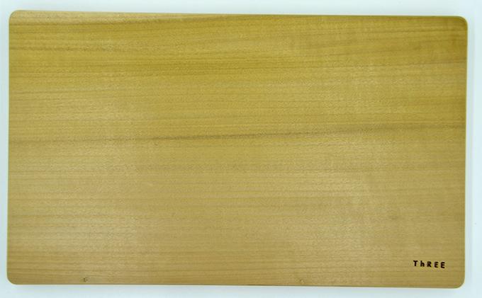 天然銘木 朴のまな板(大)職人仕上げ