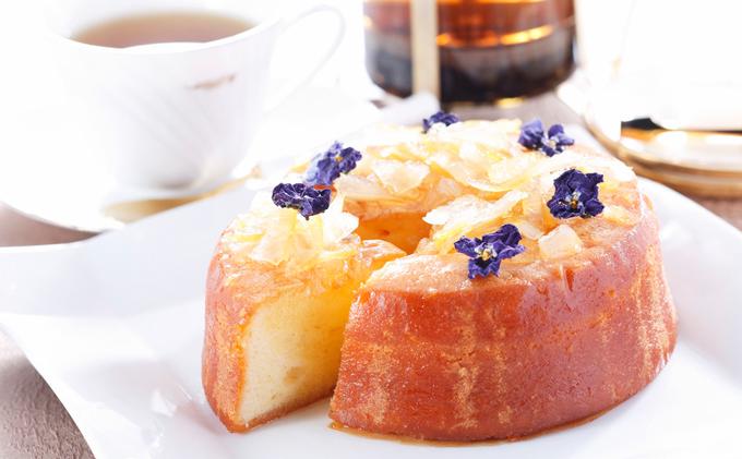 【瀬戸内kirei】ブランド認証 レモンジュレ麹チーズケーキ