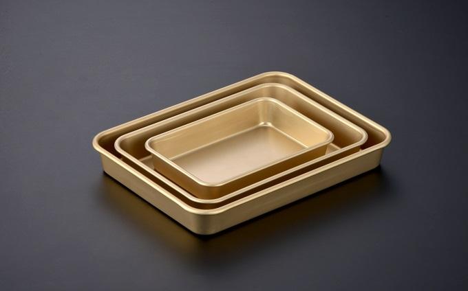 アルミバット 鶴 北陸アルミニウム バット 5号 6号 8号 セット 日本製 調理道具 キッチンツール