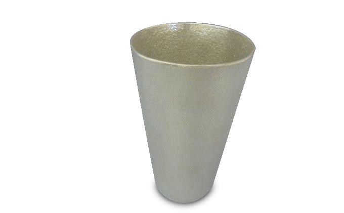 ビアカップL(1個) 高岡銅器 錫 日本製 ビールグラス 酒器 コップ おしゃれ ギフト 贈り物 プレゼント