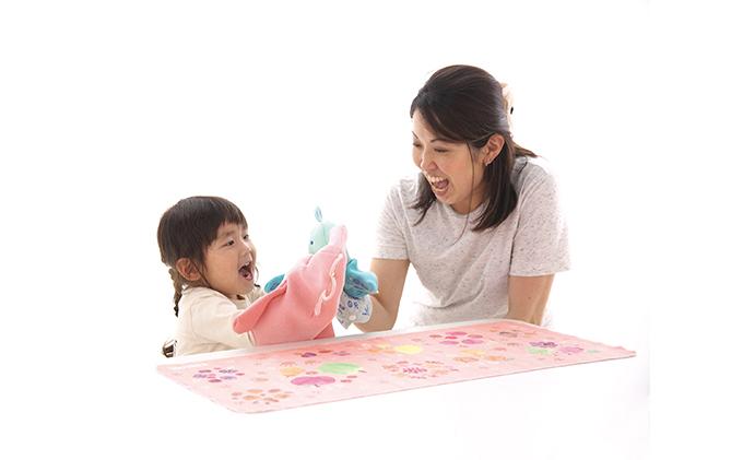 静岡県浜松市のふるさと納税 出産お祝いセット(9)(モグモグ・インコ)