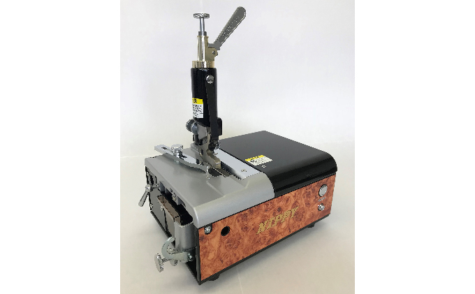 NP-S7 レザークラフト用皮漉機(スカイミニ)