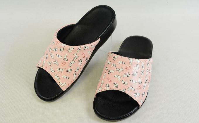 ゆきまるサンダル 男女兼用 ピンクS(22~23.5cm)