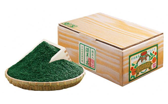 宇治抹茶入深蒸し煎茶1kg箱