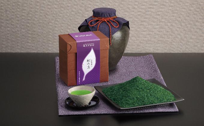宇治深蒸し煎茶「松の匠」1kg