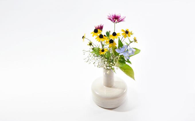 Hiwairo 二柱花瓶