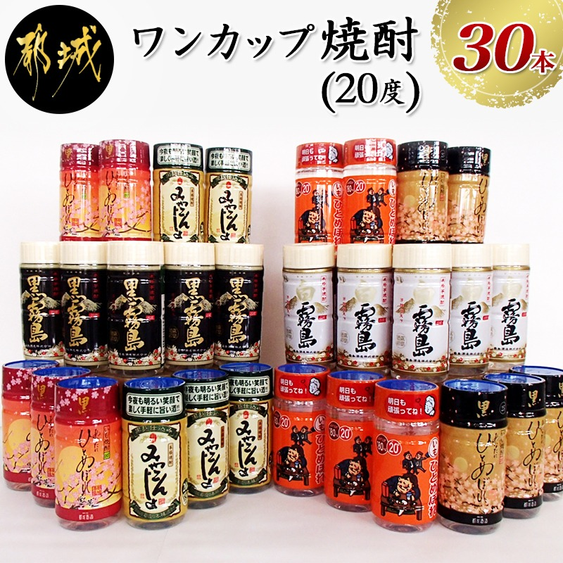20度ワンカップちょい飲み30本セット_MJ-2204