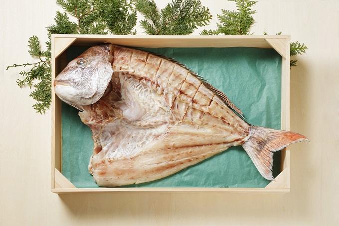 超巨大★鯛の開き(5kg前後)