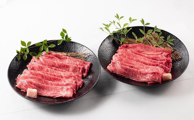 近江牛食べ尽しコース頒布会4回お届け(焼肉用・赤身ステーキ・ロースすきやきしゃぶしゃぶ用・厚切りステーキ)