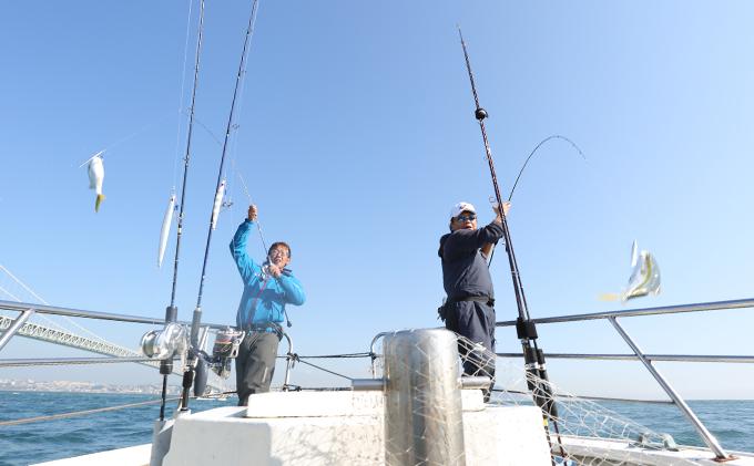 釣り船魚英 乗船券2枚