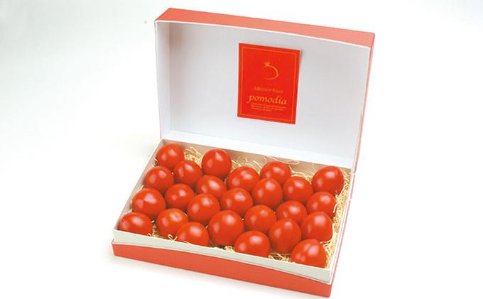 【限定】上級二つ星 至高のフルーツトマトpomodia