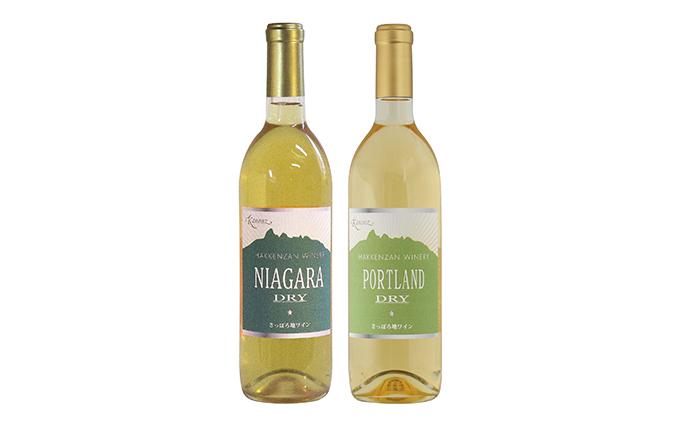 kanonzオリジナルDRY白ワイン2種セット