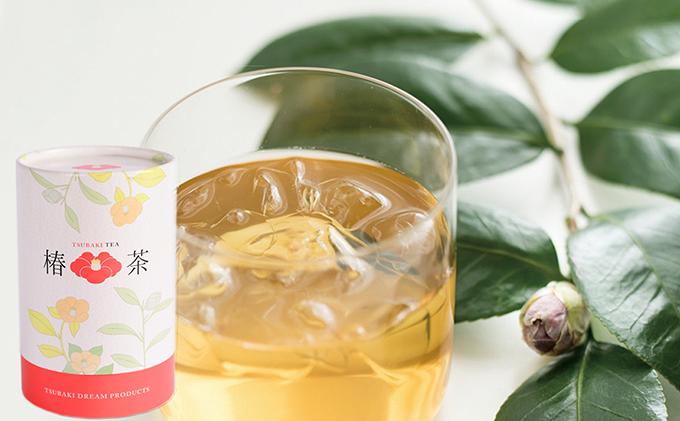 椿茶 ティーバッグ  茶筒