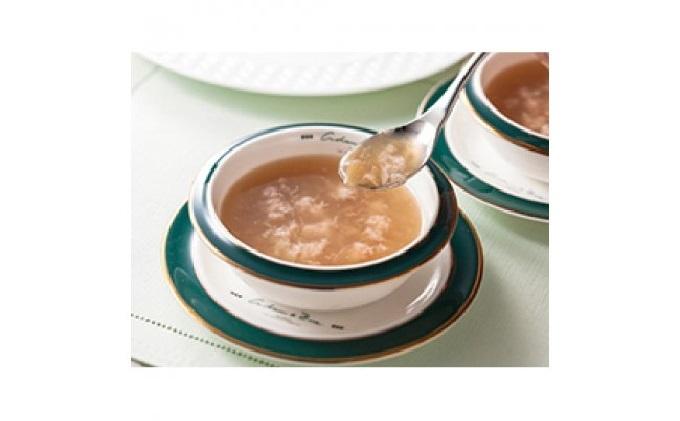 【コラーゲン溶け出す!】龍鳳ふかひれスープ 10缶セット