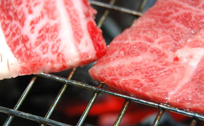 【とろける美味しさ】石見和牛 肩ロース焼肉用 450g