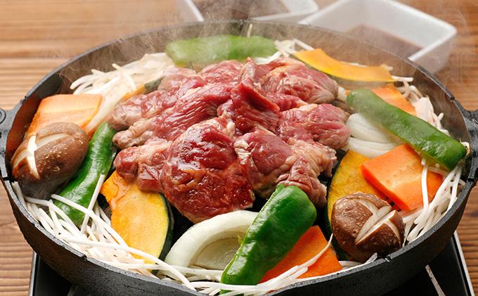 北海道木古内町のふるさと納税 【3ヶ月定期便】久上の5種の焼肉 満喫セット
