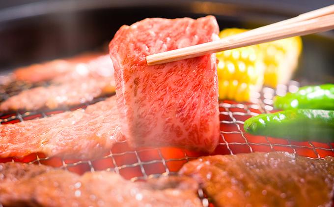 宮城県産 黒毛和牛カルビ焼肉用 850g
