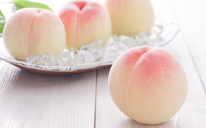 フルーツ王国  岡山の 白桃 約2kg【配達不可:北海道・沖縄・離島】