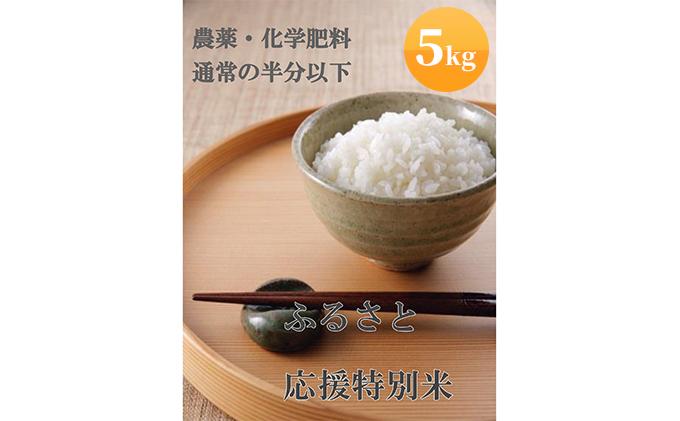 令和3年産ふるさと応援特別米こしひかり(B