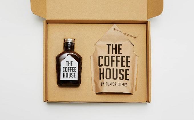 すみだ珈琲 THE COFFEE HOUSE ギフトBOX