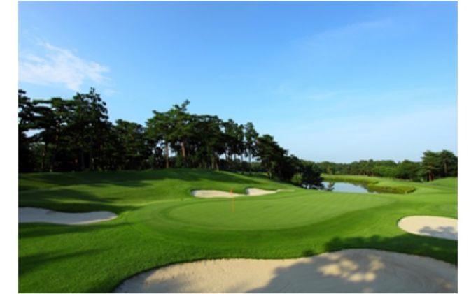 久邇カントリークラブ ゴルフプレー券(平日1ラウンド)