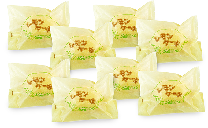 北海道今金町のふるさと納税 レモンケーキ 8個