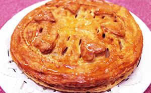 アップルパイとブレンドハーブティー2種セット