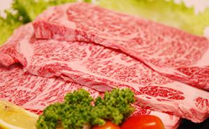 仙北市夢牧場産黒毛和牛サーロインステーキ(秋田牛)