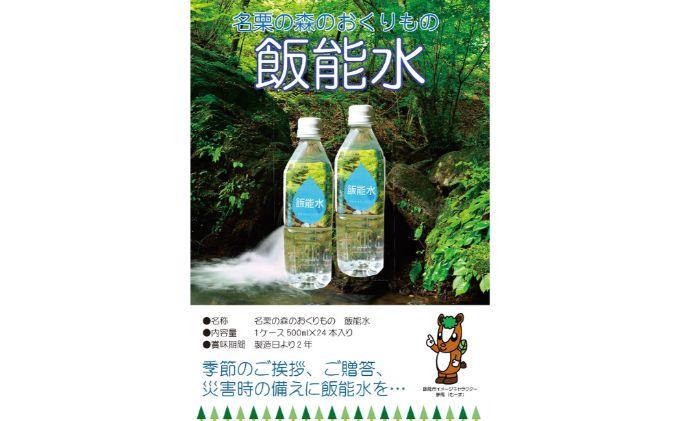 飯能水(24本入り)