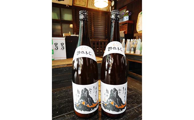 美濃富士(にごり酒)1.8L×2本