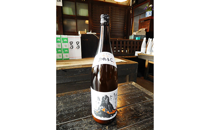 美濃富士(にごり酒)1.8L×1本